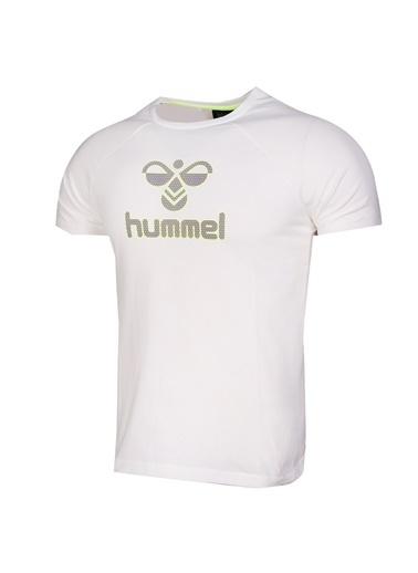 Hummel Erkek Tişört Nancito 911009-9003 Beyaz